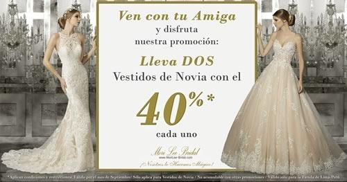 ae6d54d48 OFERTA Vestidos de Novia con 50% de Descuento Marca Mori Lee Bridal