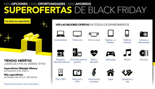 ofertas black friday en best buy 2013