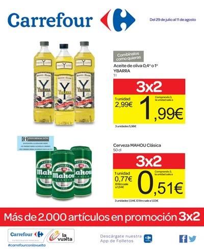 ofertas carrefour agosto 2014 madrid