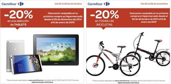 ofertas carrefour hoy hasta 28 diciembre 20 descuento espana