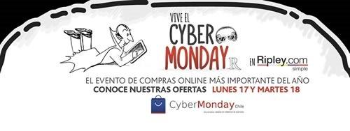 ofertas cyber monday 2014 ripley chile