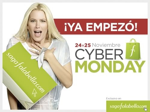 ofertas cyber monday peru 2014 saga falabella
