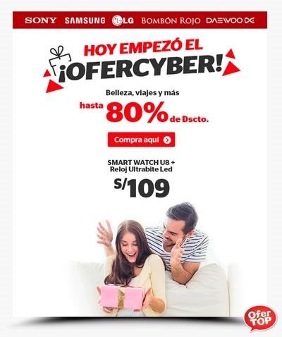 ofertas de ofercyber de ofertop julio 2016