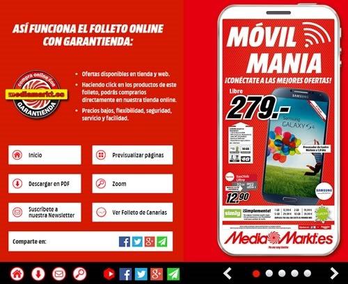 ofertas en moviles media markt 26 febrero a 4 marzo 2015