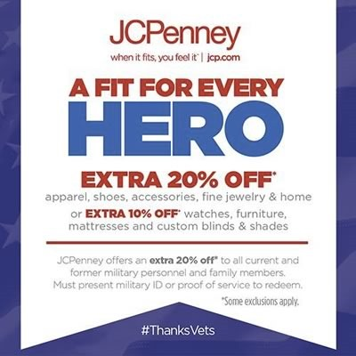 ofertas memorial day 2014 jcpenney