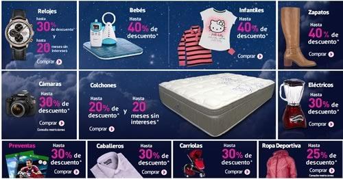 ofertas venta nocturna liverpool 3 y 4 de octubre 2014