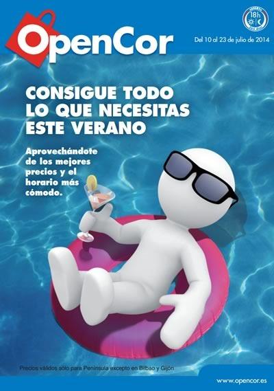 opencor catalogo ofertas julio 2014