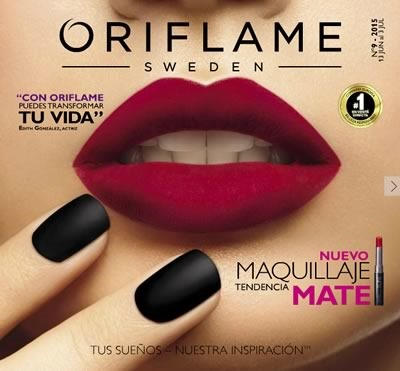 oriflame catalogo digital numero 9 de 2015