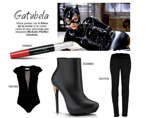 outfits con estilo para fiestas de disfraces looks de andrea - gatubela