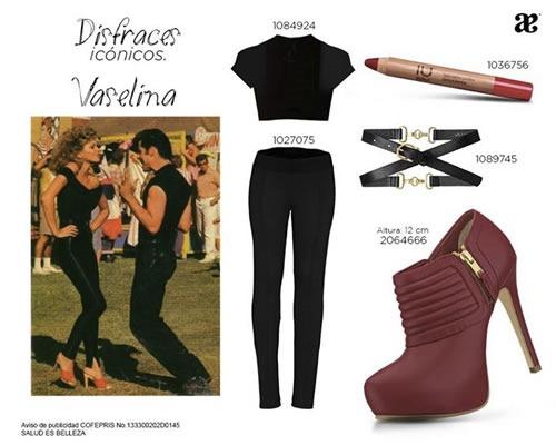 outfits con estilo para fiestas de disfraces looks de andrea - vaselina