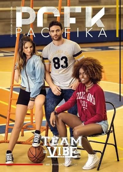 b36f535d7a Catálogo Pacifika Campaña 1 de 2018 de Colombia