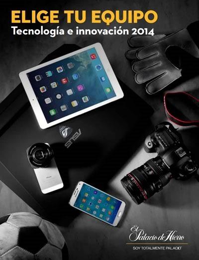 palacio de hierro catalogo ofertas tecnologia junio 2014