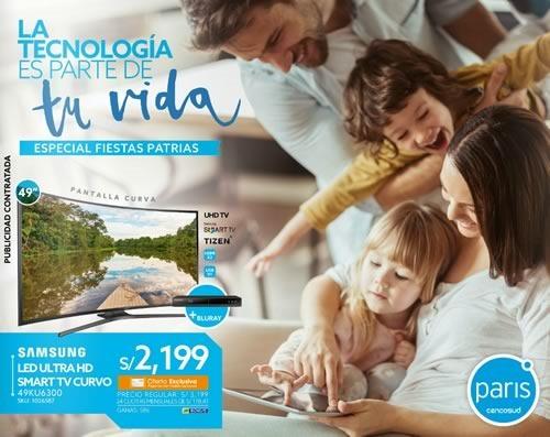 paris peru catalogo virtual de tecnologia ofertas julio 2016