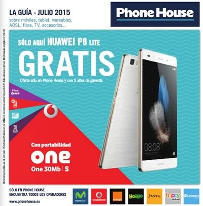 phone house catalogo julio 2015