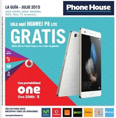 phone house catalogo julio 2015