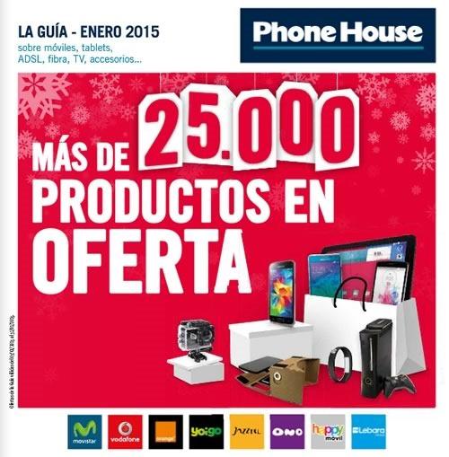 phone house la guia enero 2015 espana