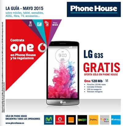 phone house la guia mayo 2015