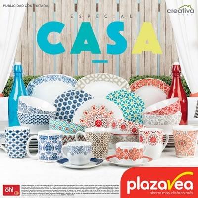 plaza vea catalogo especial de casa octubre 2015