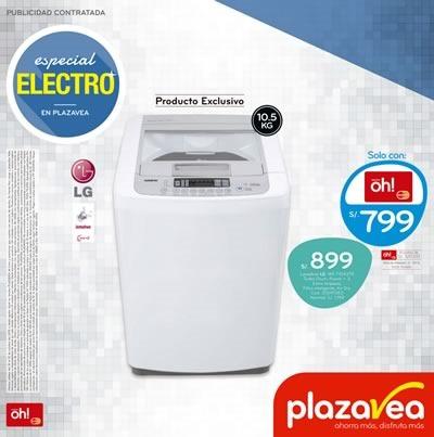 plaza vea catalogo especial electro octubre 2015