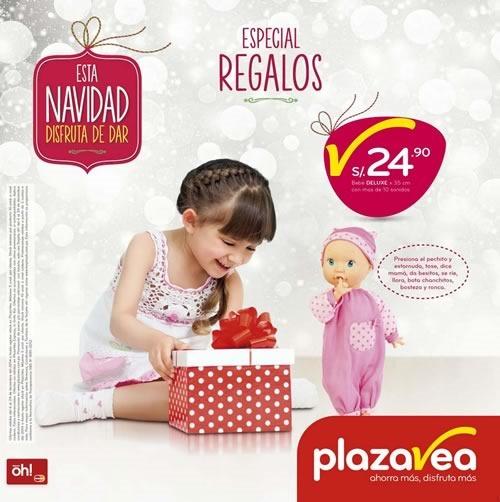 plaza vea catalogo juguetes navidad 2014 peru