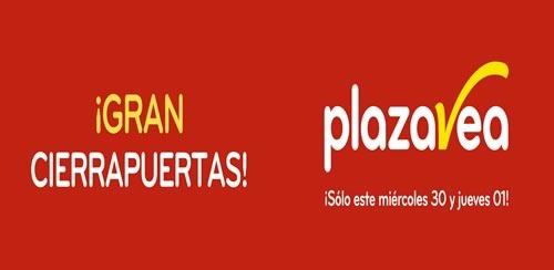 plaza vea gran cierra puertas miercoles 30 jueves 01 de octubre 2015