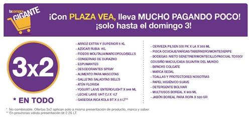 plaza vea la compra gigante 3 nov 2013 peru