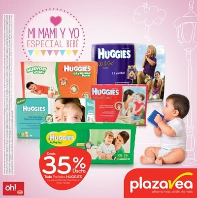 plaza vea ofertas productos bebes agosto 2015