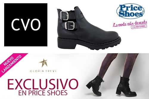 portada price shoes calzado gloria trevi 2018