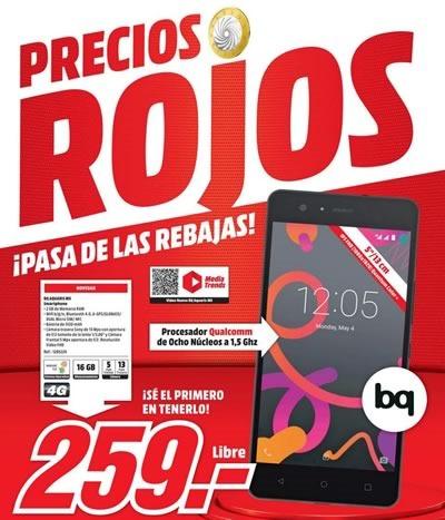 precios rojos media markt 1 al 8 de julio de 2015 espana