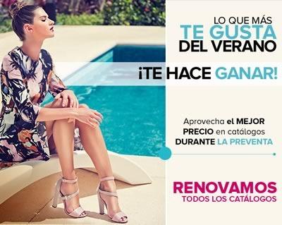 preventa catalogo andrea verano 2015 mexico