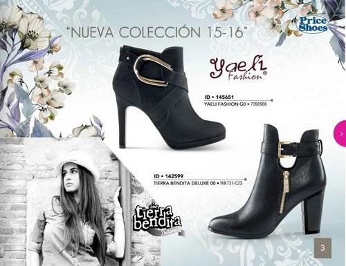 b6555909 Price Shoes: Catálogo de BOTAS 2015 y 2016 - México y USA