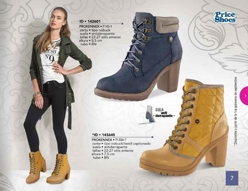 price catalogo de botas 2015 2016 mexico y usa - 03