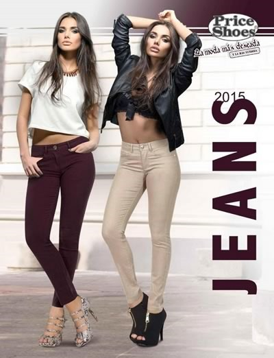 price shoes catalogo jeans 2015