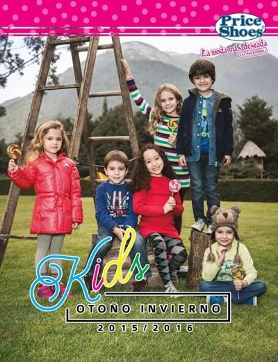 price shoes catalogo kids otono invierno 2015 2016