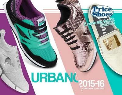 price shoes catalogo urbano 2015 2016