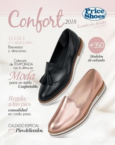 price shoes confort 2018