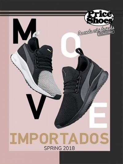 price shoes importados primavera spring 2018
