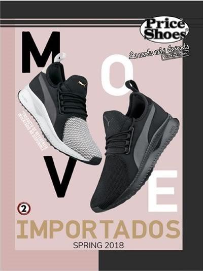 price shoes importados spring 2018 V2