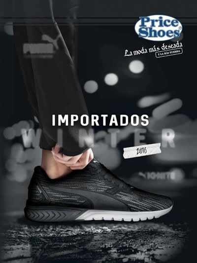 09058cfa Productos del Catálogo Virtual Price Shoes Importados Winter 2016