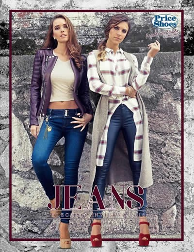 price shoes jeans invierno 2016