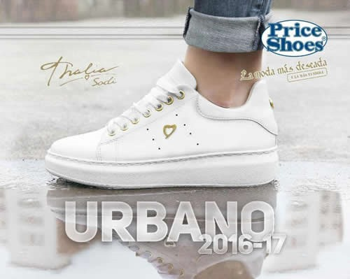 price shoes urbano 2016 17