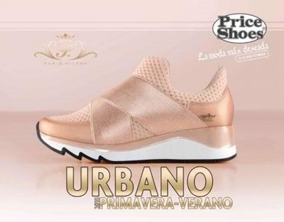 price shoes urbano pv 2018