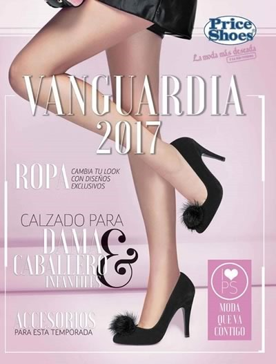 price shoes vanguardia 2017