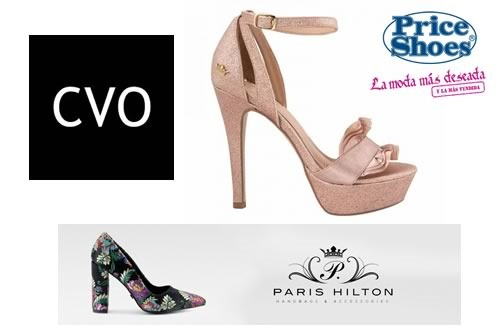 price shoes zapatillas paris hilton 2018