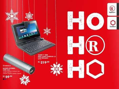 radioshack encarte ofertas diciembre 2014 peru
