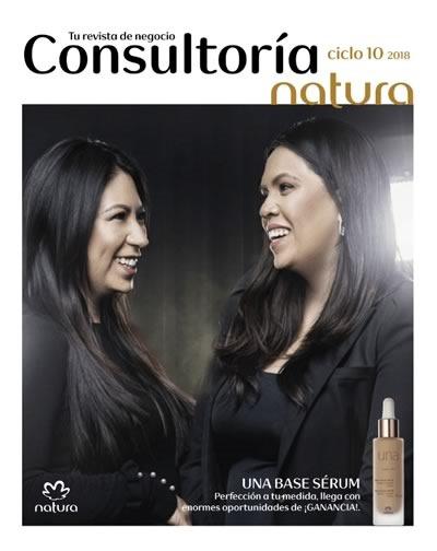 revista consultoria natura ciclo 10 2018 mexico