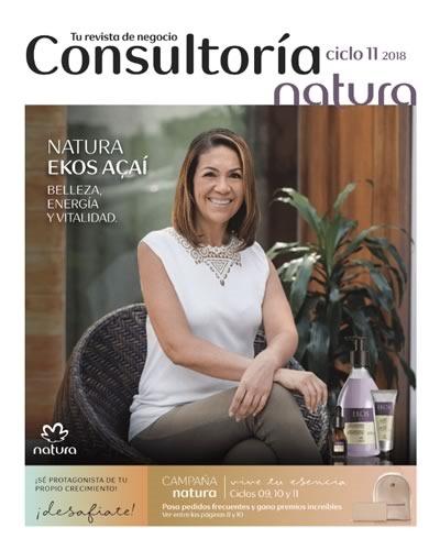 revista consultoria natura ciclo 11 2018 peru