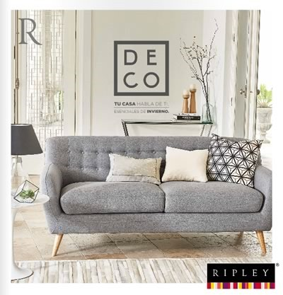 ripley catalogo decoracion julio 2015