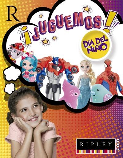 ripley catalogo juguetes dia del nino agosto 2016