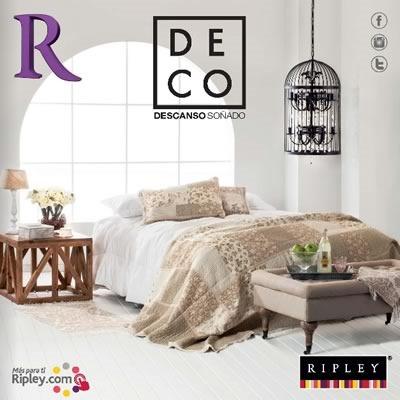ripley chile catalogo ofertas deco dormitorio mayo 2014